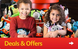 Mattel Play Deals and Offers