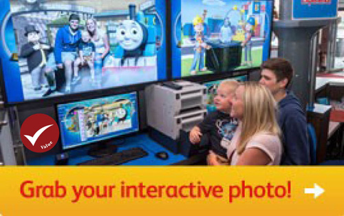 Grab your Interactive Photo
