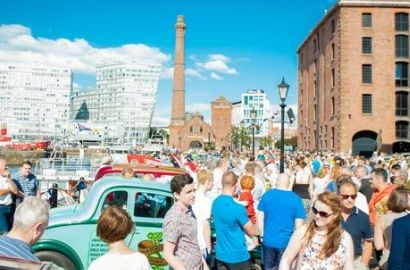 Albert Dock reveals FREE 2016 family events programme.