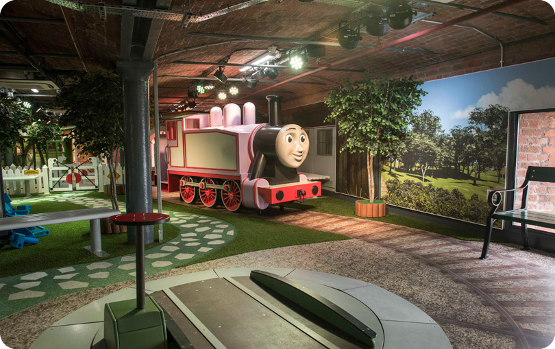 Mattel Play Liverpool – Thomas & Friends Zone
