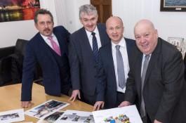 Mayor of Liverpool welcomes Mattel Play Liverpool