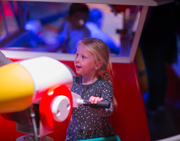 Parties at Mattel Play! Liverpool