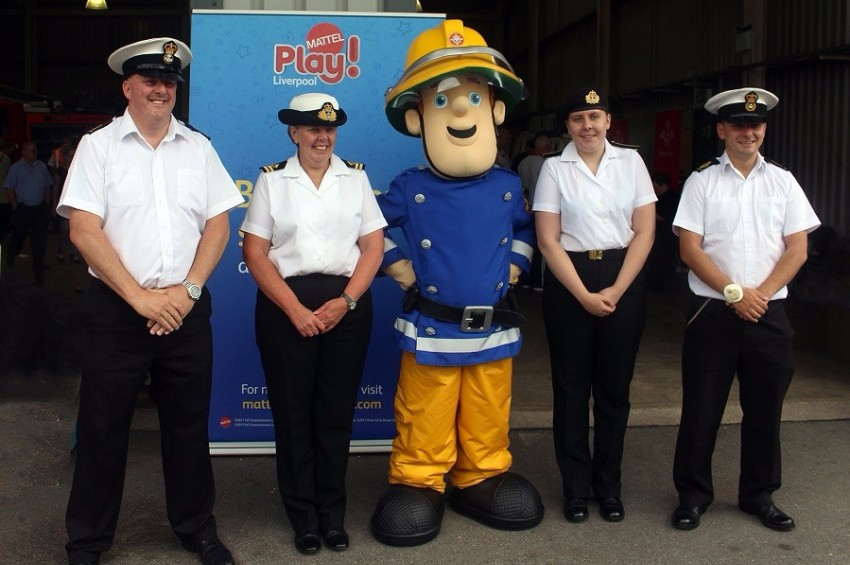 Fireman Sam™ joins 50 year celebrations